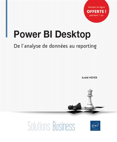 POWER BI DESKTOP : DE L'ANALYSE DE DONNEES AU REPORTING